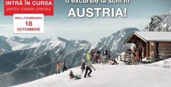 ski partie Austria