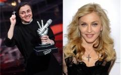 Călugărița care a câștigat X Factor Italia, a lansat un cover după piesa Madonnei, Like A Virgin –  VIDEO