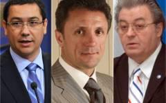 Ponta și Vadim spun că îl grațiază pe Gică Popescu dacă ajung președintele României