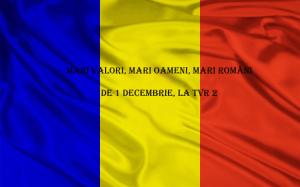 1 DECEMBRIE LA TVR2