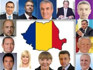 14 candidati prezidentiale romania