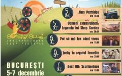Cele mai bune filme de la Festivalul Comedy Cluj ajung la București