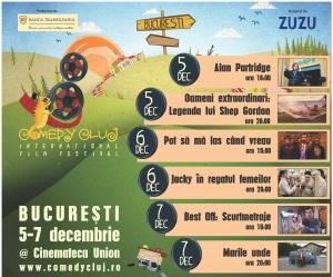 Comedy Cluj_la Bucuresti