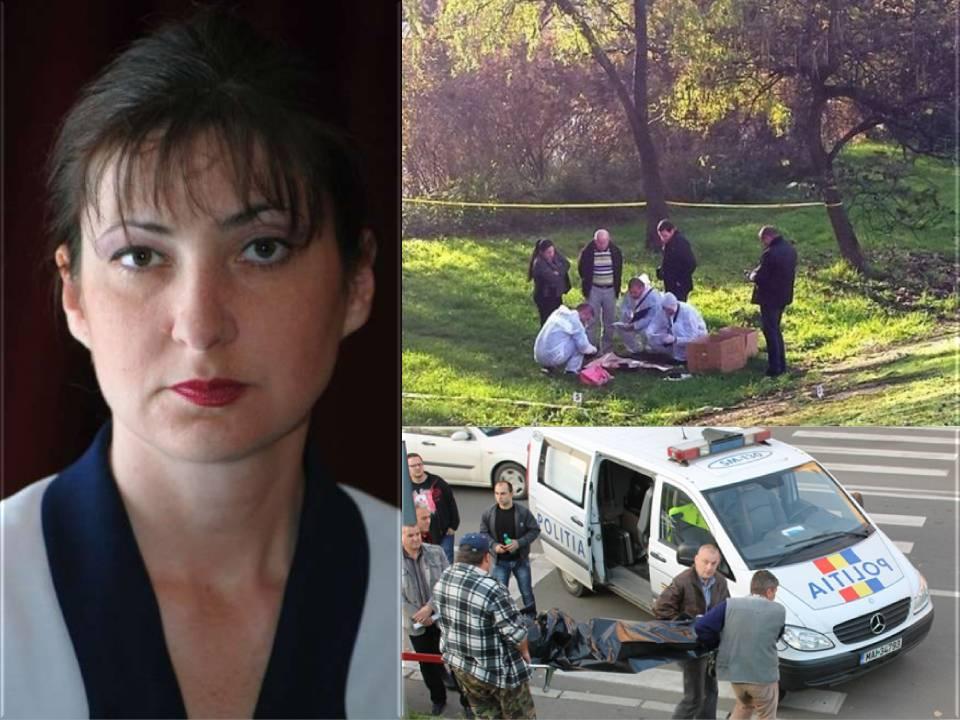 O celebră actriță din <b>Satu Mare</b> a fost găsită fără suflare, pe malul râului <b>...</b> - Gabriela-Dorgai-crima-satu-mare