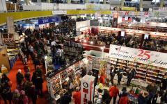 Peste 3000 de cărți donate la Târgul Gaudeamus de către vizitatori, vor ajunge în Republica Moldova