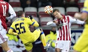 Steaua - Aalborg BK
