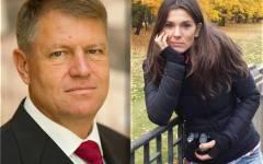 Ana Diaconu, fiica lui Mircea Diaconu, îl face praf pe Klaus Iohannis