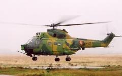 Opt militari au murit în elicopterul prăbușit în județul Sibiu