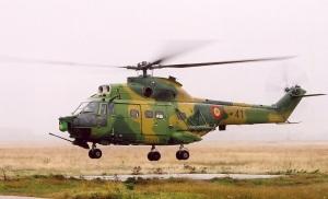 elicopter puma socat