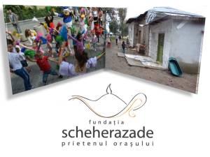 eveniment caritabil fundatia scheherazade