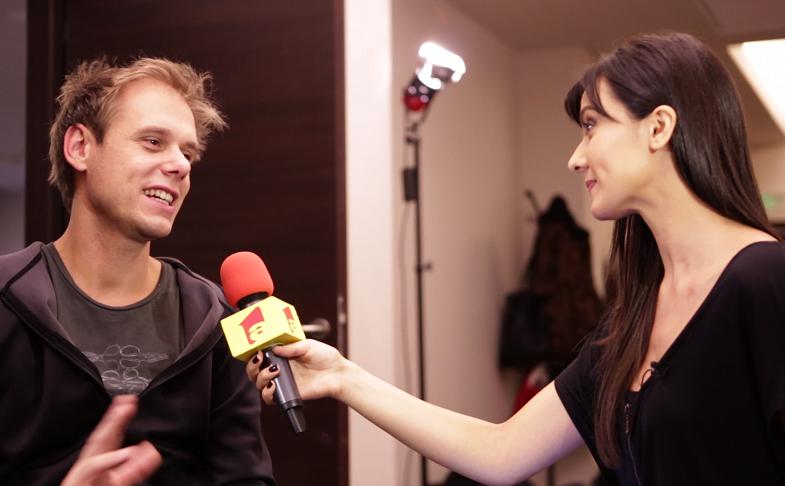 interviu Armin Van Buuren