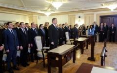 CCR l-a validat pe Klaus Iohannis în funcția de Președinte al României
