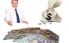 Iohannis a primit donații de campanie de peste 2,8 milioane de lei. Ponta doar 2,7 milioane lei