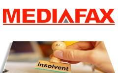 Mediafax cere insolvența ca să scape de plata datoriilor către stat