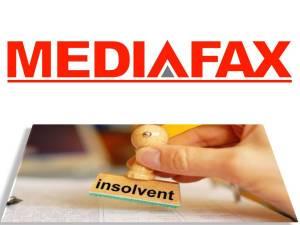 mediafax insolventa
