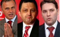 Mircea Geoană, Marian Vanghelie și Dan Șova, excluși din PSD