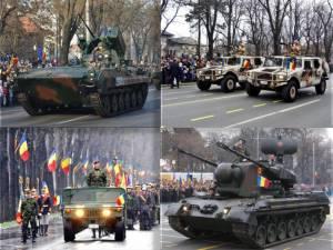 parada militara - 1 decembrie 2014 - palatul parlamentului