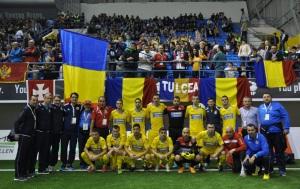 romania  - campioana europeana la minifotbal 2014