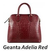 Geanta Adelia Red
