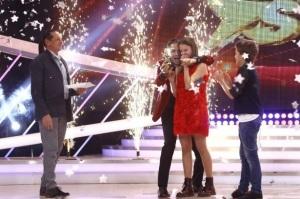Isabela Pamparau - next star 2014