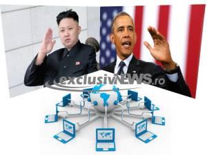 Kim Jong-un - obama - internet