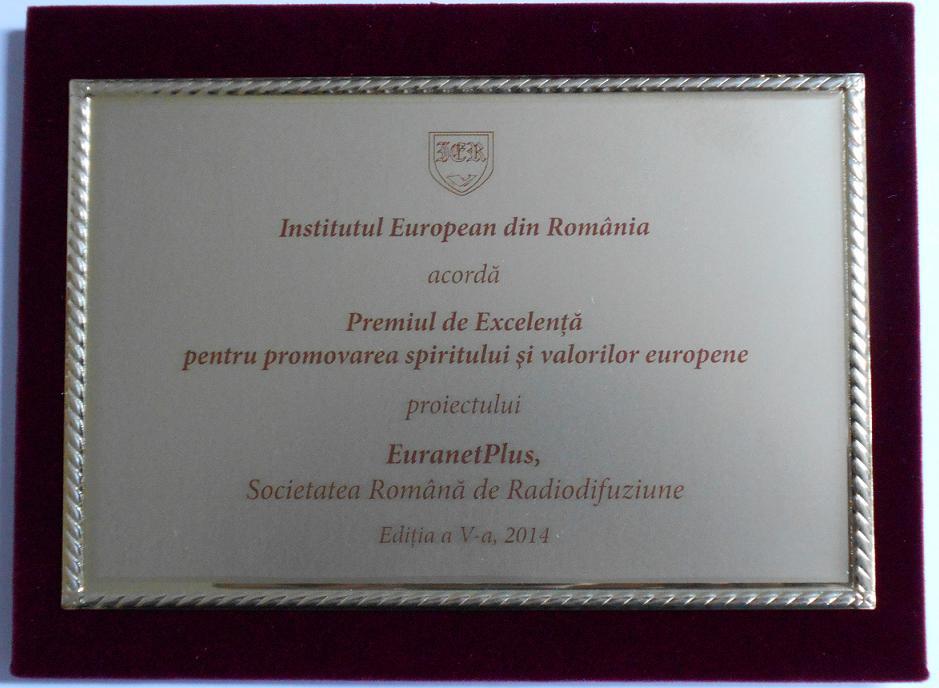 Premiul EuranetPlus1
