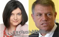 Tatiana Niculescu Bran a demisionat din funcția de purtător de cuvânt a lui Klaus Iohannis
