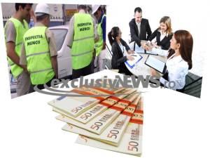 amenzi inspectia muncii