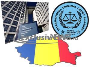 curtea penala internationala - romania