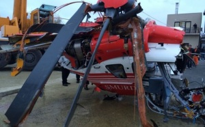 elicopter smurd prabusit in lac