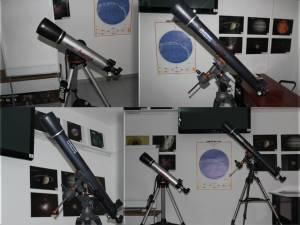instrumente observator astronomic barlad