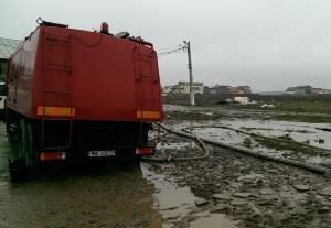 inundatii - pompieri