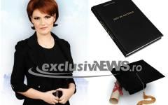 Lia Olguța Vasilescu, suspecatată că și-a plagiat teza de doctorat. Primarul infirmă acuzele