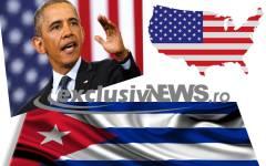 DECIZIE ISTORICĂ | Obama: SUA şi Cuba au hotărât normalizarea relaţiilor diplomatice