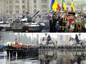 parada militara 1 decembrie 2014 - bucuresti