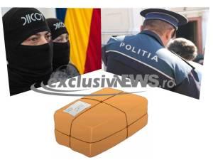 politist galati droguri - diicot