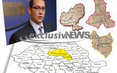 Ponta a schimbat prefecții din județele Harghita, Covasna și Mureș