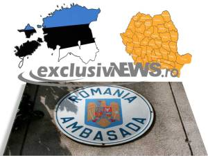 romania - estonia - ambasada