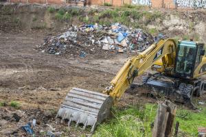 tabara romi demolata madrid