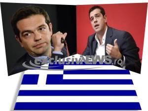 Alexis Tsipras - premier grecia