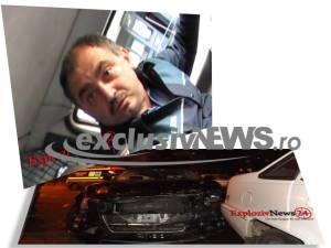 Bogdan Marin - politist - accident alexandria