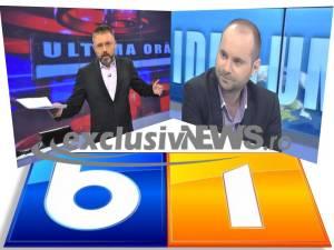 Catalin Striblea si Silviu Manastire - b1 tv