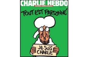Charlie Hebdo - profetul mahomed