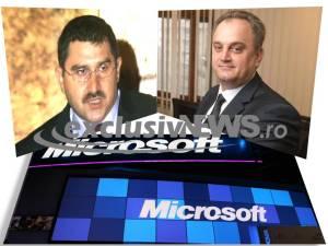 Gabriel Sandu si Nicolae Dumitru - microsoft