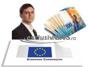 Victor Negrescu  - comisia europeana - franci elvetieni