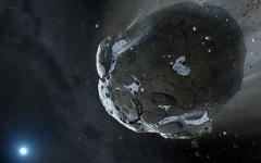 Asteroidul 2004 BL86 care a trecut foarte aproape de Pământ, observat la Bârlad