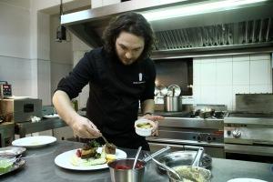 chef florin dumitrescu - iadul bucatarilor