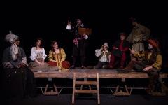 """""""Comedianții"""", premiera ce încheie stagiunea Commedia dell' Arte a Teatrului Masca"""
