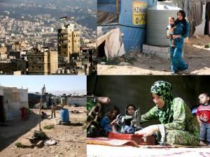 exodul - tabere refugiati siria