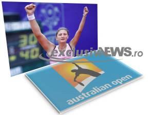 irina begu - australian open